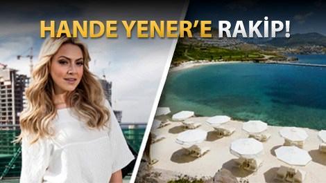 Hadise Bodrum'dan 2 milyon euroya arazi aldı