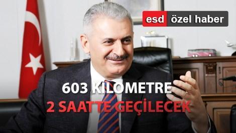 Türkiye'de yeni YHT projeleri için düğmeye basıldı!