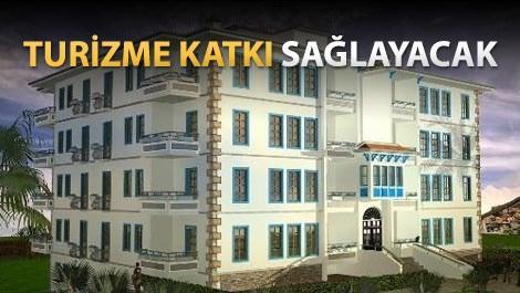 TOKİ'nin Çeşme konutlarına yoğun ilgi!