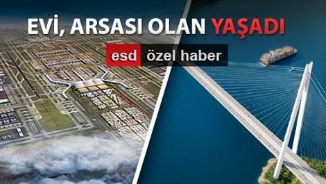 istanbul mega projeler