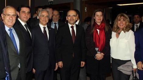 Türkiye Müteahhitler Birliği yeni yaşını kutladı!