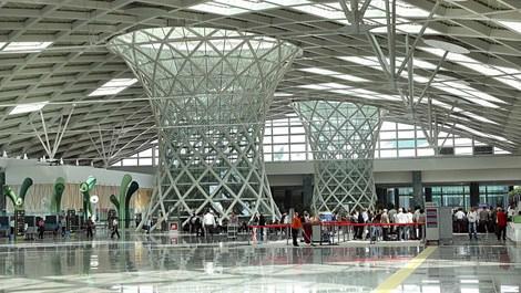 Adnan Menderes Havalimanı'na çevreci sertifika