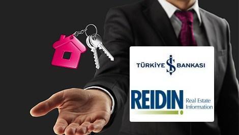 reidin türkiye iş bankası işbirliği
