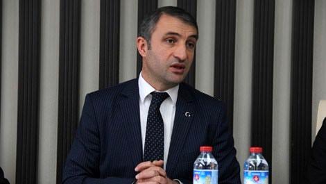 İnşaat Müteahhitleri Konfederasyonu (İMKON) Başkanı Tahir Tellioğlu,