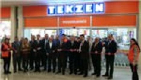 Tekzen, Ankara Armada AVM'de yeni mağaza açtı!