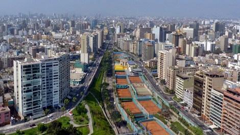 Türk inşaatçılarının yeni gözdesi Peru!