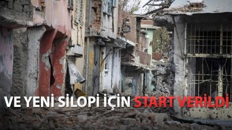 silopide tahrip olan evler
