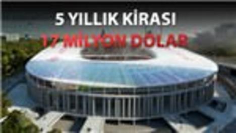 BJK Plaza'daki yönetim ofisleri stada taşınıyor