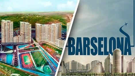 Ege Yapı, ev alanları Barcelona'ya gönderiyor