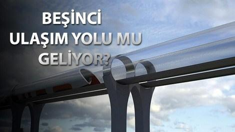 Hyperloop projesi