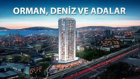 Marmara Kule'de 340 bin TL'den başlayan fiyatlarla