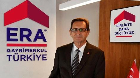 ERA Gayrimenkul Koordinatörü Mustafa Baygan,
