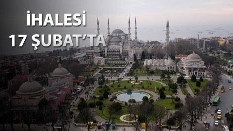 Fatih'te satılık arsa