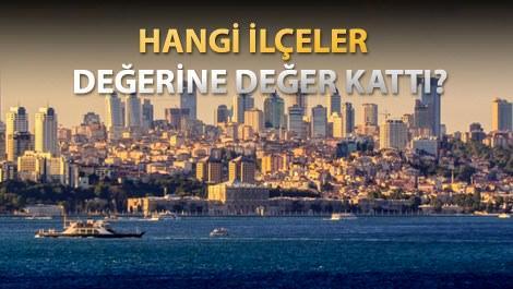 İstanbul'da daire fiyatları