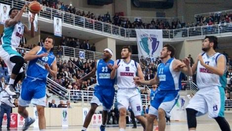 Sinpaş Denizli Basket Spor Kulübü, şampiyonluğa yürüyor