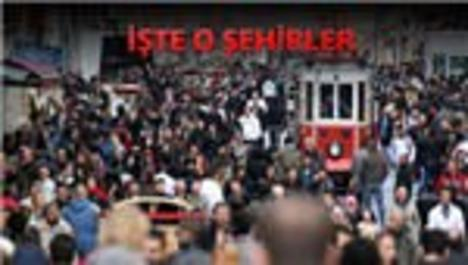 İstanbul'daki hemşehriler 8 ilin nüfusunu katladı!