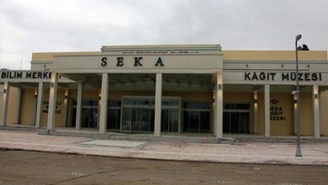 SEKA Kağıt Fabrikası, Avrupa'nın en büyük kağıt müzesi olacak