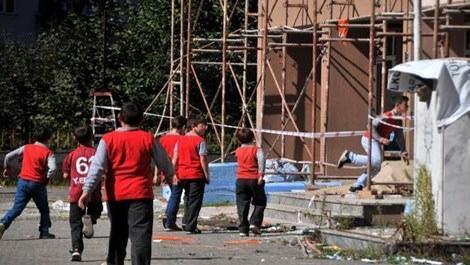 okul inşaatı