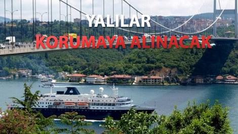 Boğaz'daki gemi kazalarına karşı yeni önlem!
