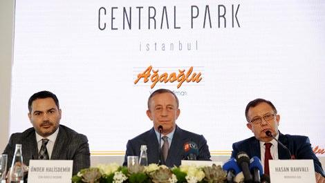Central Park, alanın kazanacağı bir proje olacak