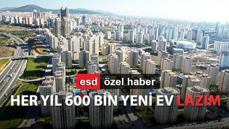 İstanbul'da konut değerleri en fazla bu ilçelerde arttı!