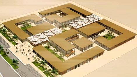 Senegal Kent Pazarı Projesi