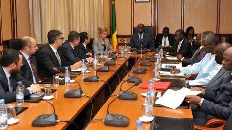 Senegal'e proje