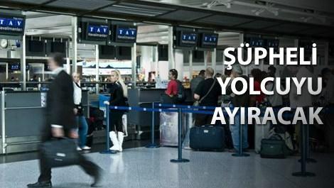 havalimanlarına yüz tanıma sistemi