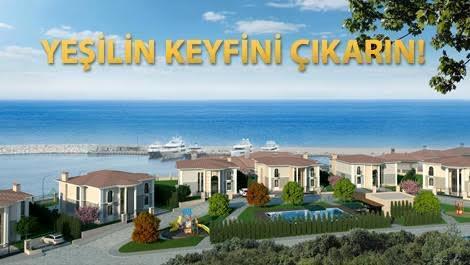 İstanbul'da denizle iç içe bir yaşam başlıyor