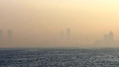 hava kirliliği olan bölgeler