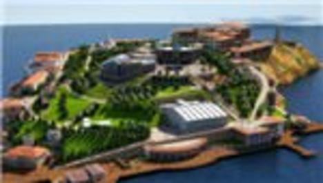 İşte Yassıada'daki Demokrasi ve Özgürlük Adası projesi!