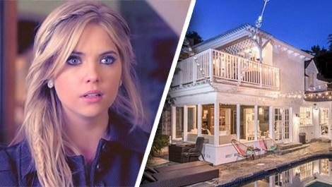 Ashley Benson evi