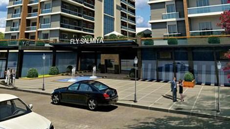 Fly Salmiya yatırımcısına yüzde 70 prim getirecek