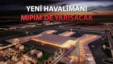 İstanbul Yeni Havalimanı Projesi