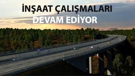 3. Köprü ve Kuzey Marmara projesi