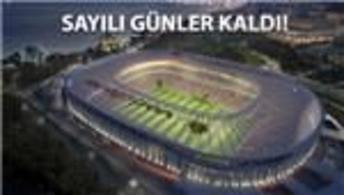Vodafone Arena'nın açılış tarihi haftaya belli olacak