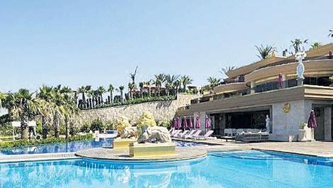 Jumeirah Bodrum Palace, dünyanın en pahalı otelleri arasında