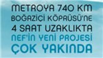 Nef Bodrum Yalıkavak projesinde ön talep başladı!