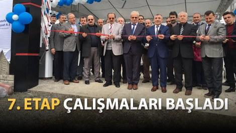 Huzurlu İnşaat, Samsun'daki daireleri teslim etti