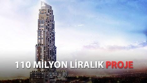 Esenyurt'un en yenisi Aris Grand Tower satışta!