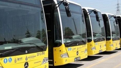 İBB, Gana'ya 30 tane otobüs hediye edecek