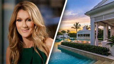 Celine Dion, evini 45.5 milyon dolara satıyor