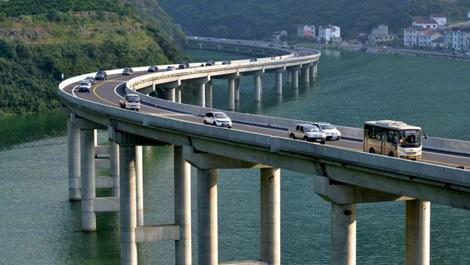 Çin yol yatırımı