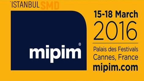 İstanbulSMD, MIPIM'e çıkarma yapacak!