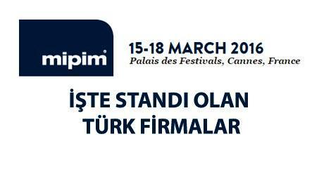mipim 2016 istanbul