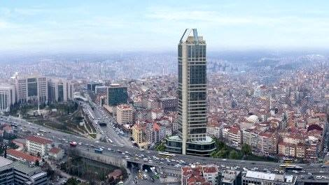 Nurol Tower yatırımı zirveye taşıyor!