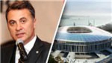 Fikret Orman'dan Vodafone Arena açıklaması...