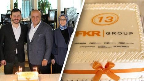 FKR Group, 13 yaşına girdi