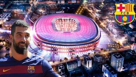 Barcelona, Nou Camp'ı yeniliyor!