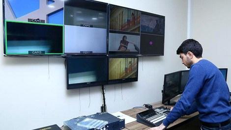 TİKA'dan Bakü Üniversitesi'ne televizyon stüdyosu